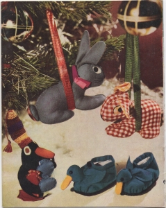 1940s Christmas Decorations