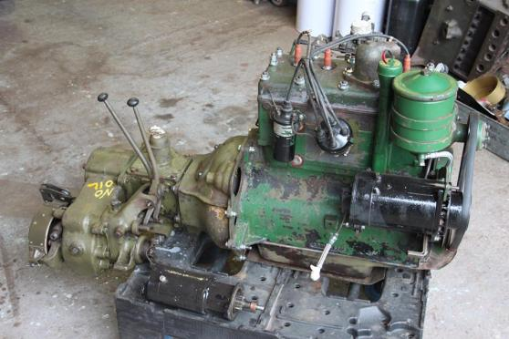 jeep engine - rebuilt